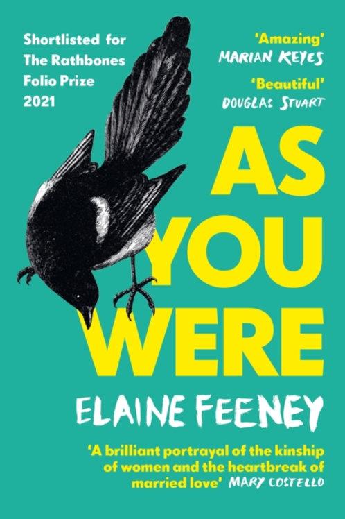 As You Were - Elaine Feeney