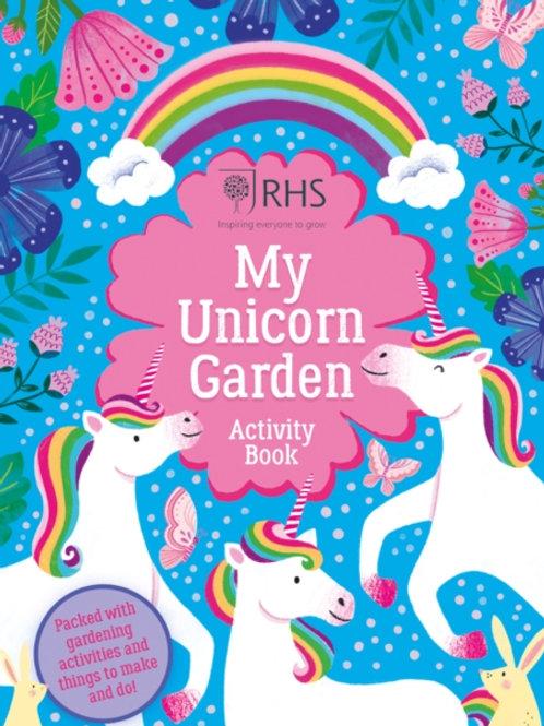 My Unicorn Garden Activity Book - Emily Hibbs