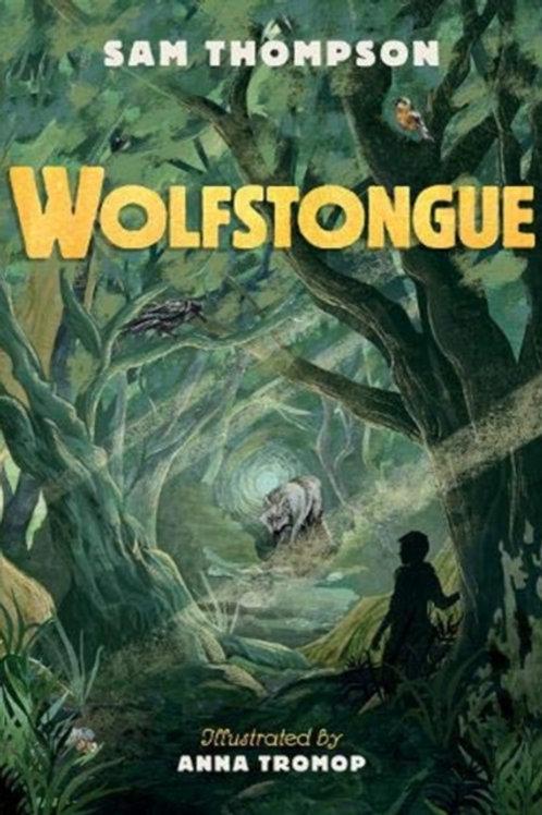 Wolfstongue - Sam Thompson