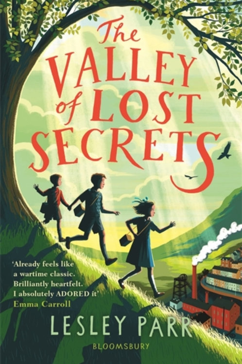 The Valley of Lost Secrets - Lesley Parr