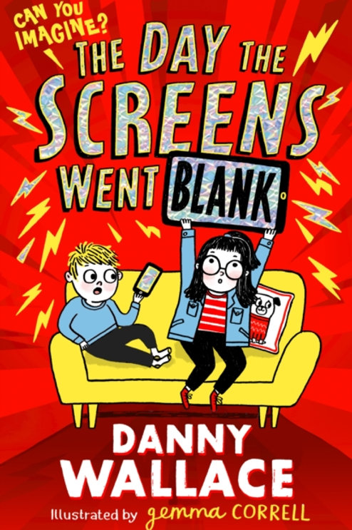 The Day the Screens Went Blank - Danny Wallace
