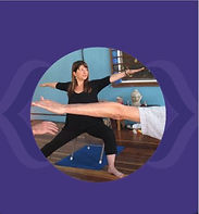 Kathleen Ross-Allee Yoga for people with Parkinon's Disease