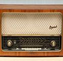 John Allee live on the radio