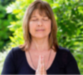 Kathleen Ross-Allee, certified Yoga Therapist and Fitness Trainer