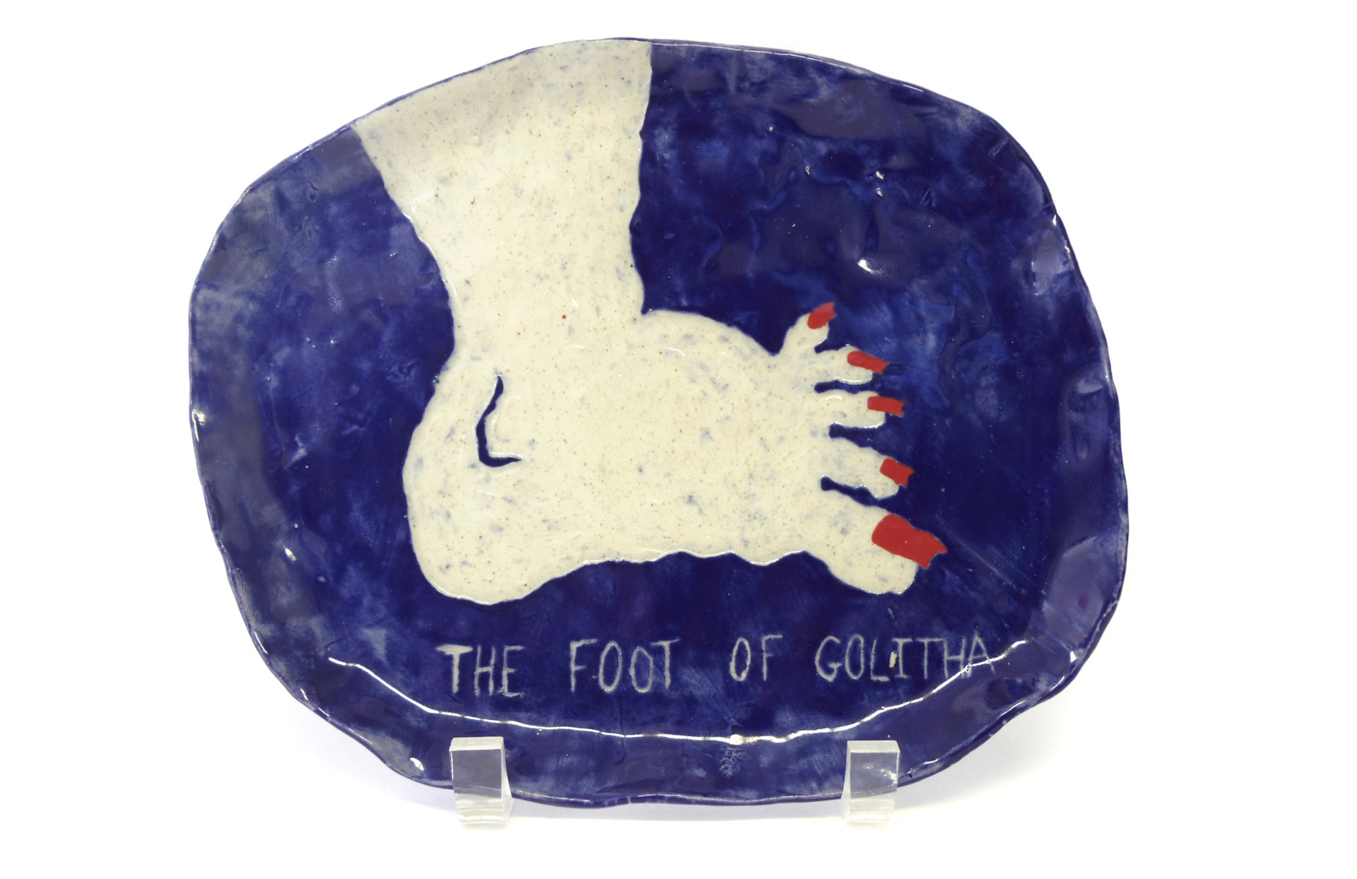 The Foot of Goliatha
