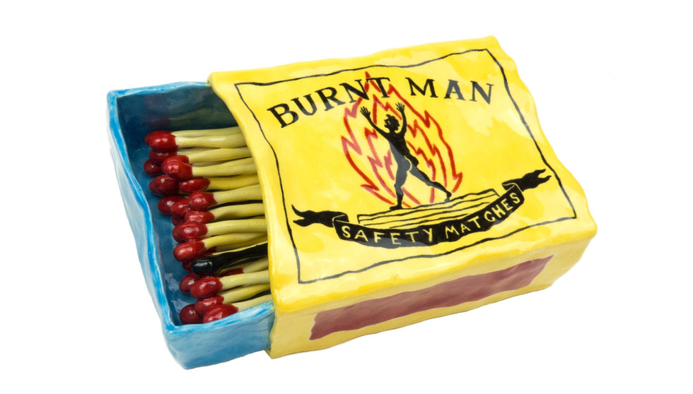 Burnt Man Matches