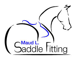 Logo Maud L. Saddle Fitting