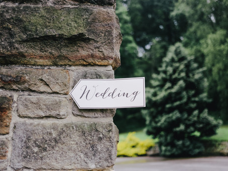 COVID-19: The What Ifs of Wedding Planning