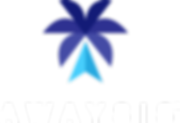 Awaysis Logo, Vertical, Dark Background,