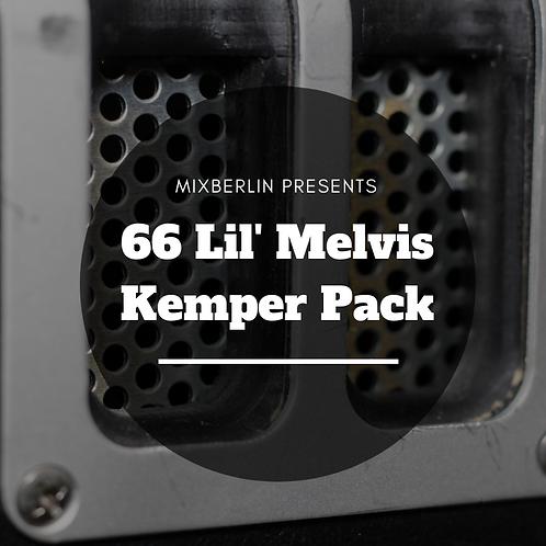 Mixberlin 66 Lil' Melvis  Kemper Amp Pack