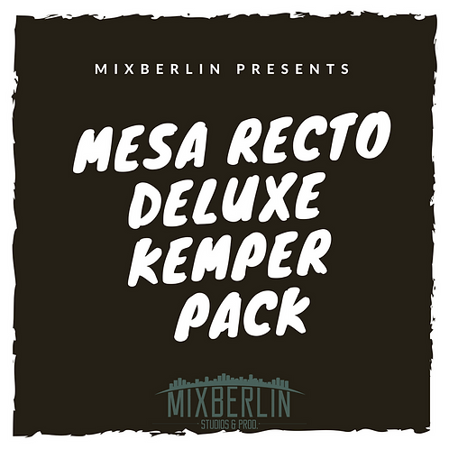 MESA RECTO DELUXE PACK