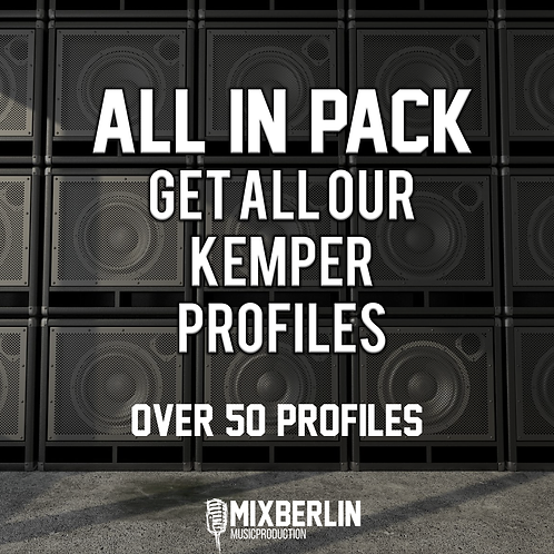 ALL IN PACK FOR KEMPER