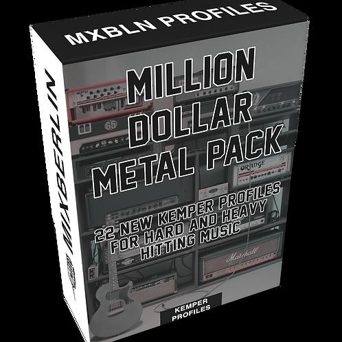 MILLION DOLLAR METAL PACK