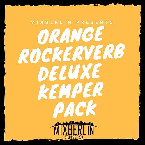 mixberlin orange Rockaverb