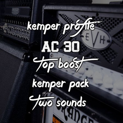 AC 30 Top Boost
