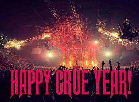 Happy Crüe Year!