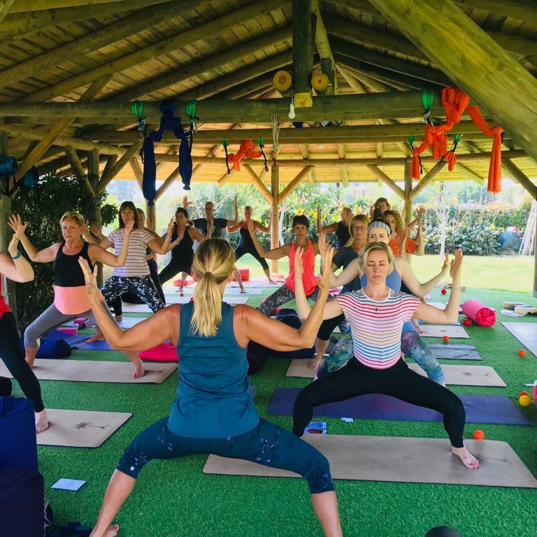 Maryann's Turkish Yoga Retreat, Dalyan