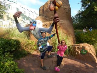 Onsite Walt Disney World Resorts