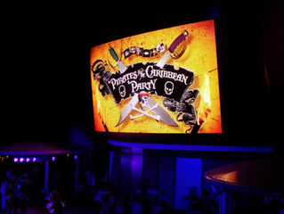 Pirate Night on the Disney Cruise Line