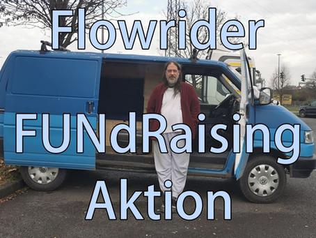"Fundraising-Aktion ""Flowrider""!"