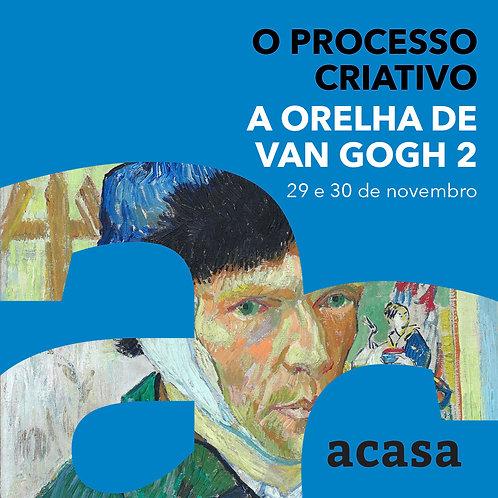 O processo criativo – A orelha de Van Gogh