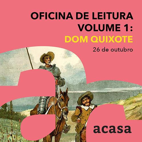 Oficina de Leitura – Volume 1: Dom Quixote