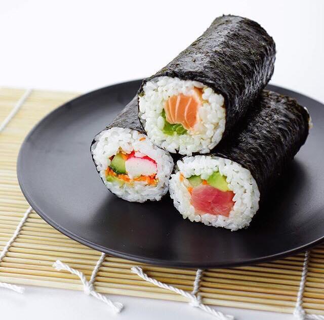 Australian Sushi Rolls