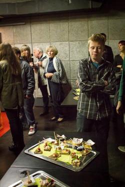 Odprtje foto razstave Mihe Kolarja
