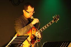 Samo Šalamon - Stefano Battaglia duo