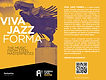 Viva Jazz Forma official flyer