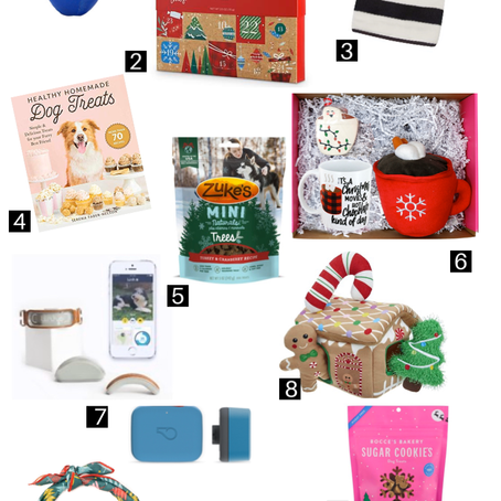 Holiday Gift Guide: Dog Edition