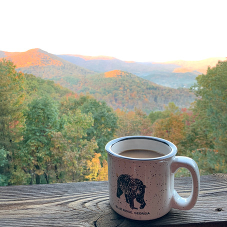Fall Adventures in the North Georgia Mountains