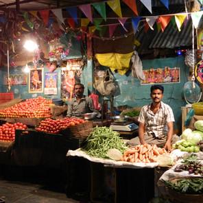 Inde du Sud (Pondicherry & Auroville): mon expérience + comment manger végane