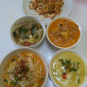 La Thaïlande: les réalités culinaires + comment y manger végane
