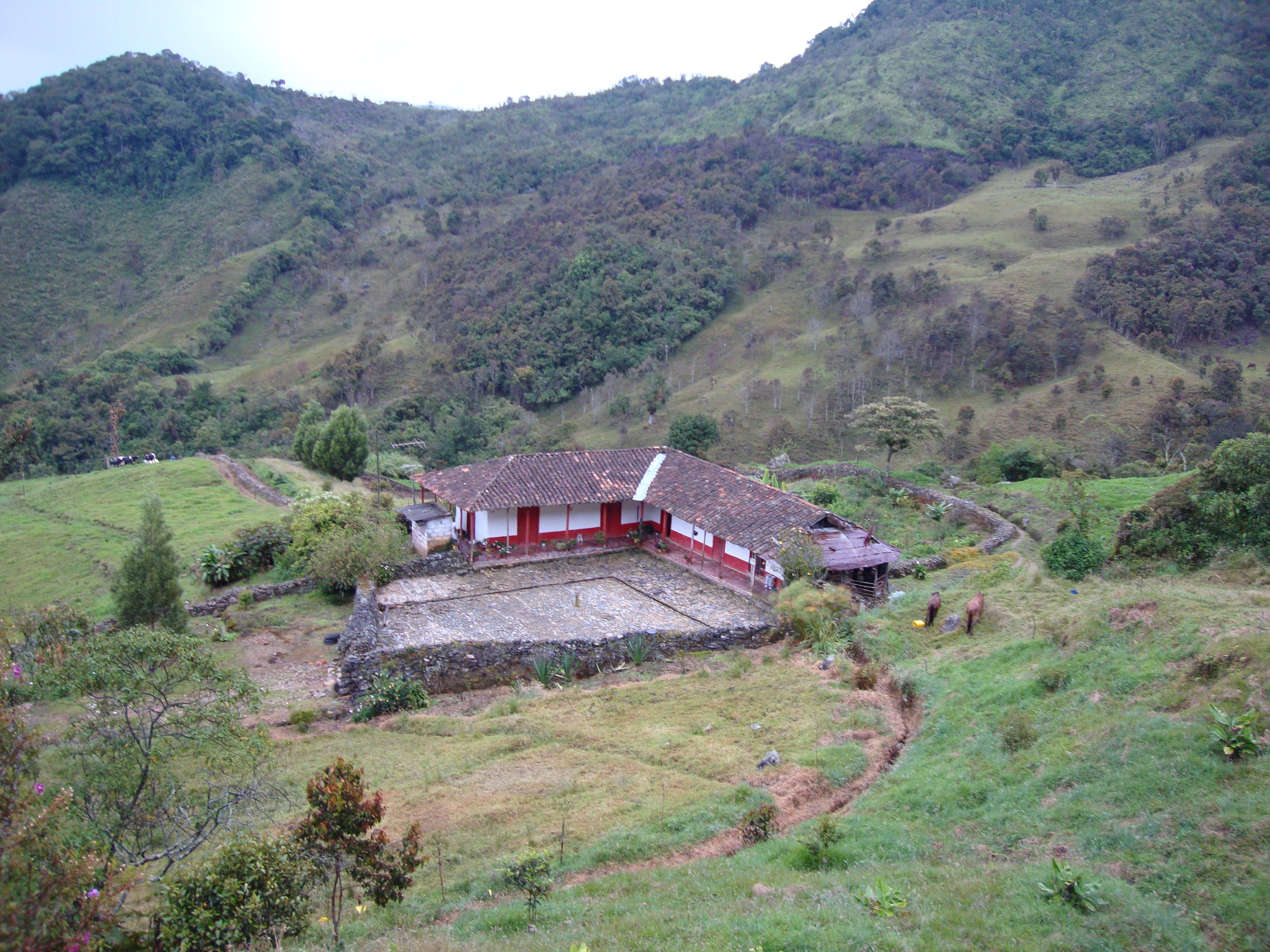 Sede Principal Fundación Guanacas