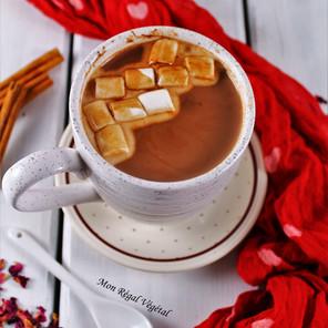 Chocolat chaud aphrodisiaque à partager