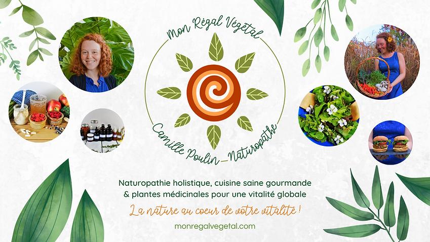 Banner Mon Régal Végétal - avril 2021.pn