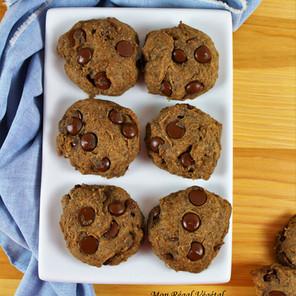 Biscuits choco-sarrasin