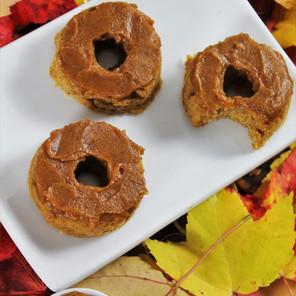 Beignes d'automne & leur caramel de courge