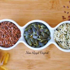 TOUT sur les omégas 3 végétaux et comment assurer leur efficacité métabolique optimale
