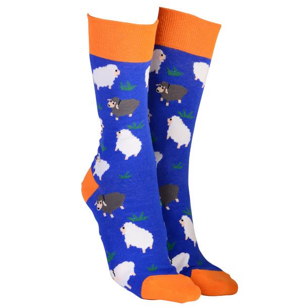 Sheep (Blue/Orange) #37166
