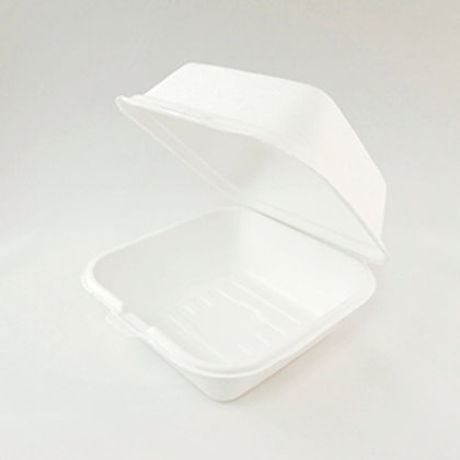 "6"" × 6"" Clamshell Containers    (500/case)"