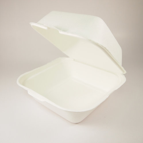 "5"" × 5"" Clamshell Containers   (500/case)"
