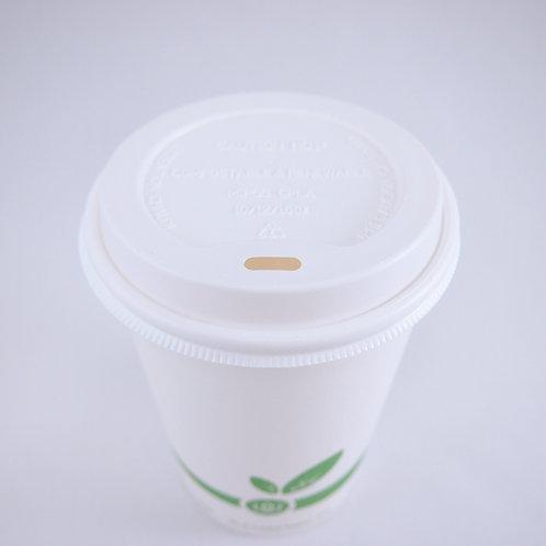 CPLA Bio-Plastic Lids      (1000/case)