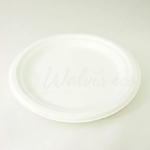 "9"" Plates - Single Compartment  (500/case)"
