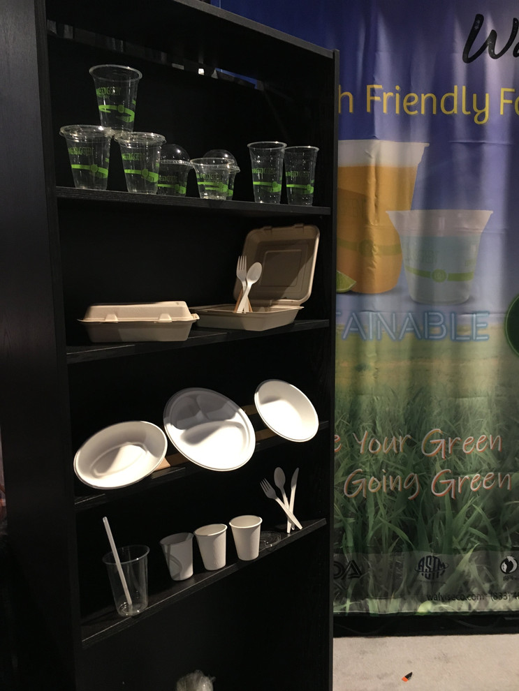 Our products displayed