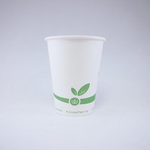 12oz PLA-Lined Paper Hot Cups      (1000/case)