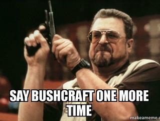 Survival vs Bushcraft