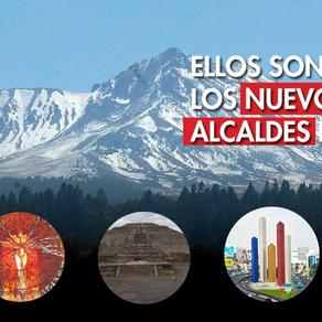 Ésta es la lista de los nuevos presidentes municipales en el Estado de México para 2022