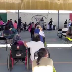 Detectan en Guanajuato a 87 adultos mayores con Covid; ya estaban vacunados